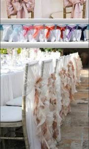 Chair Covers/Sashes