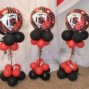 Themed Balloon Decor