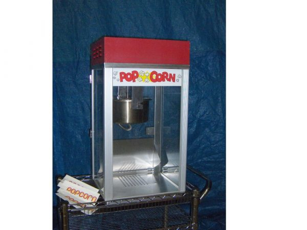 Popcorn Table Top for Parties