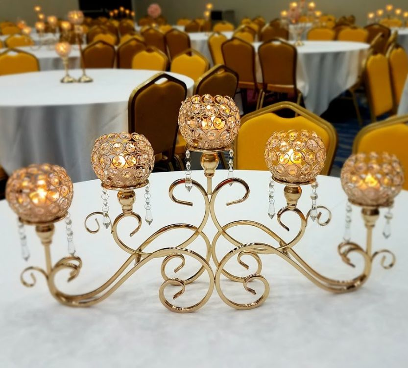 Centerpieces and Table Decor