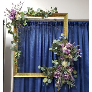 Photo Frame Rental Decor